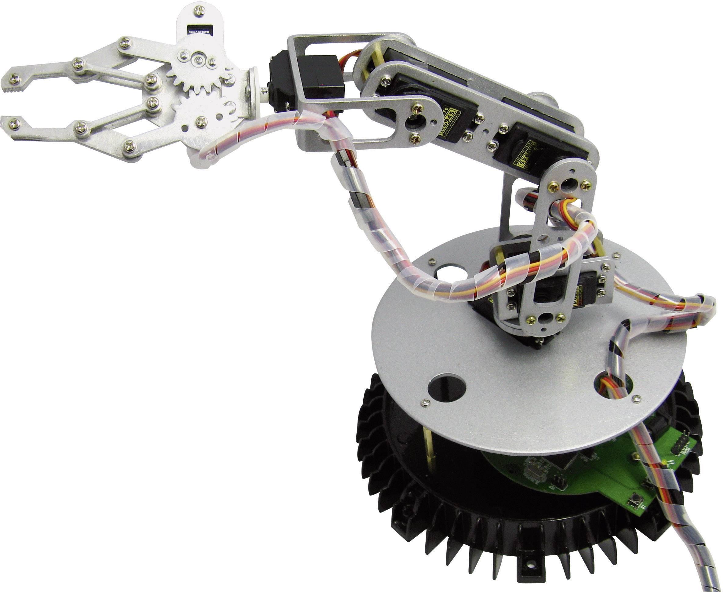 Kovová robotická ruka Arexx RA1-PRO