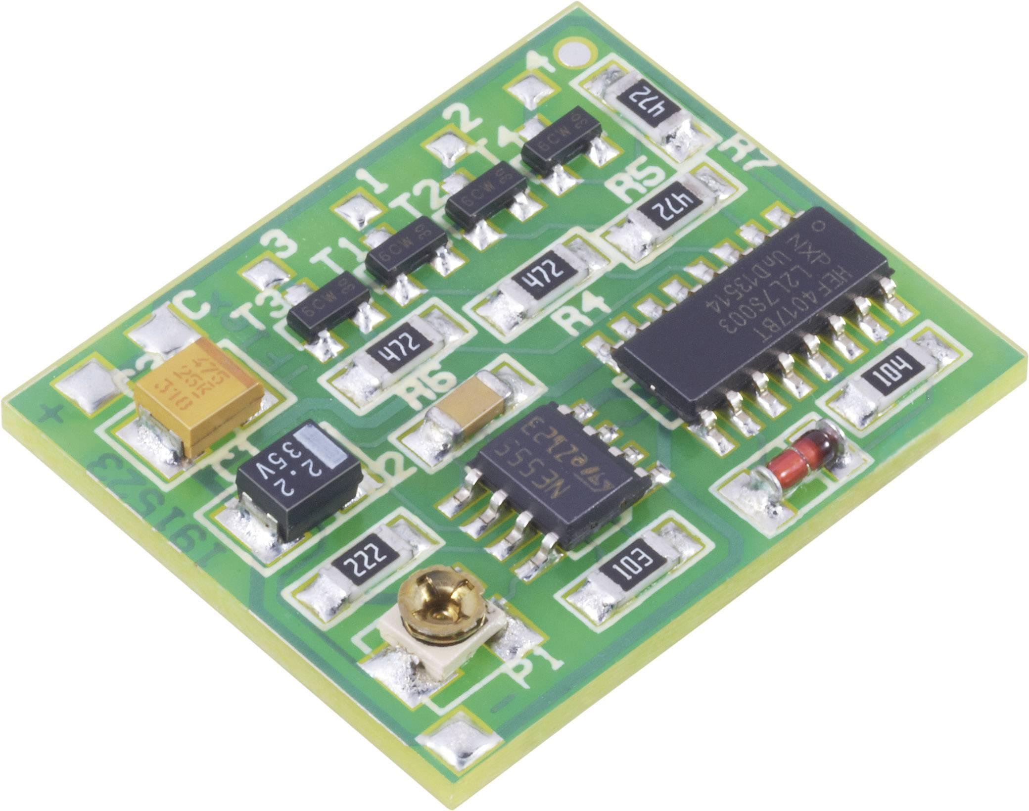Modul běžícího světla 4-kanálový pro miniaturní žárovky