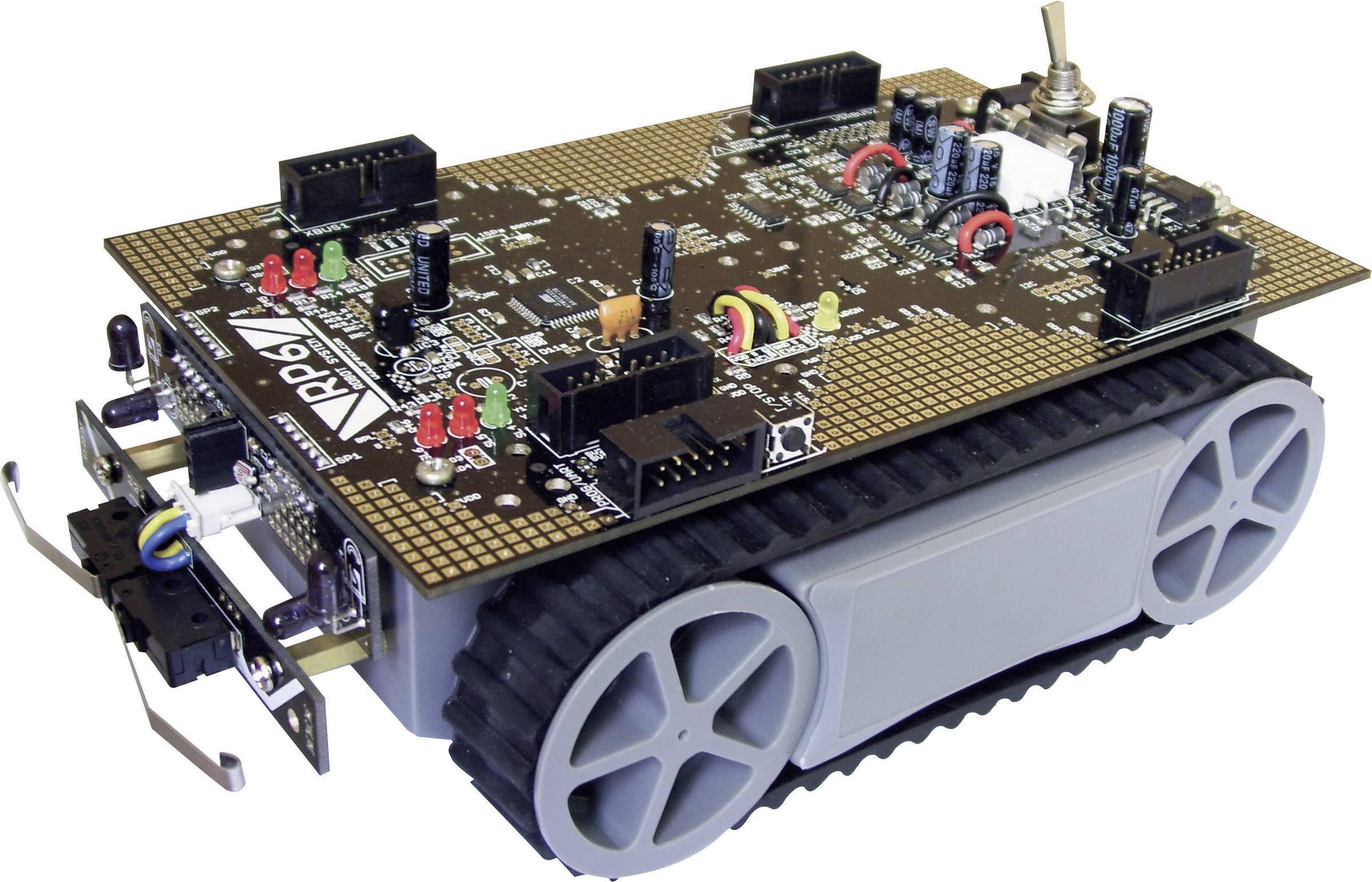 Stavebnice robota RP6 V2 C-Control