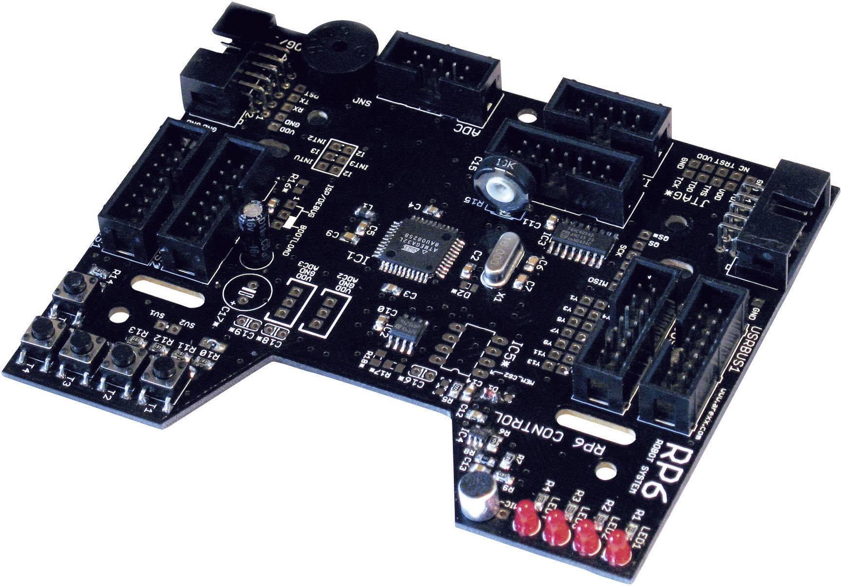 Rozširujúci modul Arexx RP6 ATMEGA32 RP6-M32 Vhodný pre: RP6