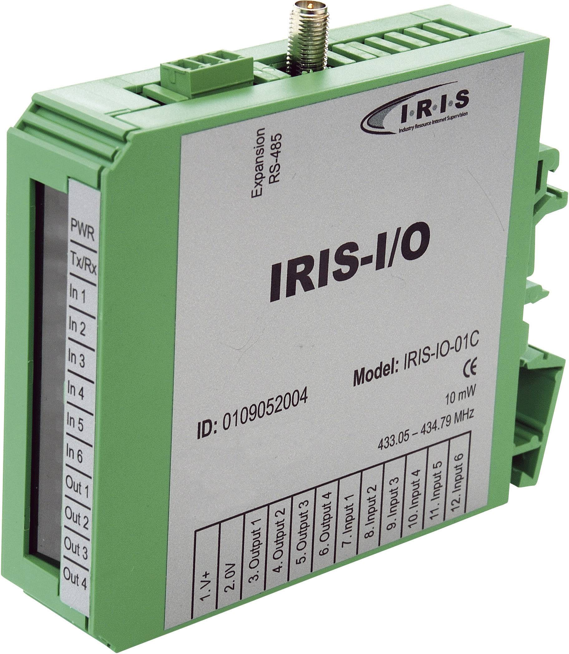 IO modul TRL Funksysteme 60301 Max. dosah: 1000 m 12 V/DC, 24 V/DC
