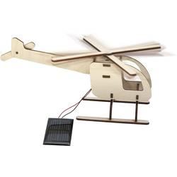 Solární dřevěný vrtulník Sol Expert 40260