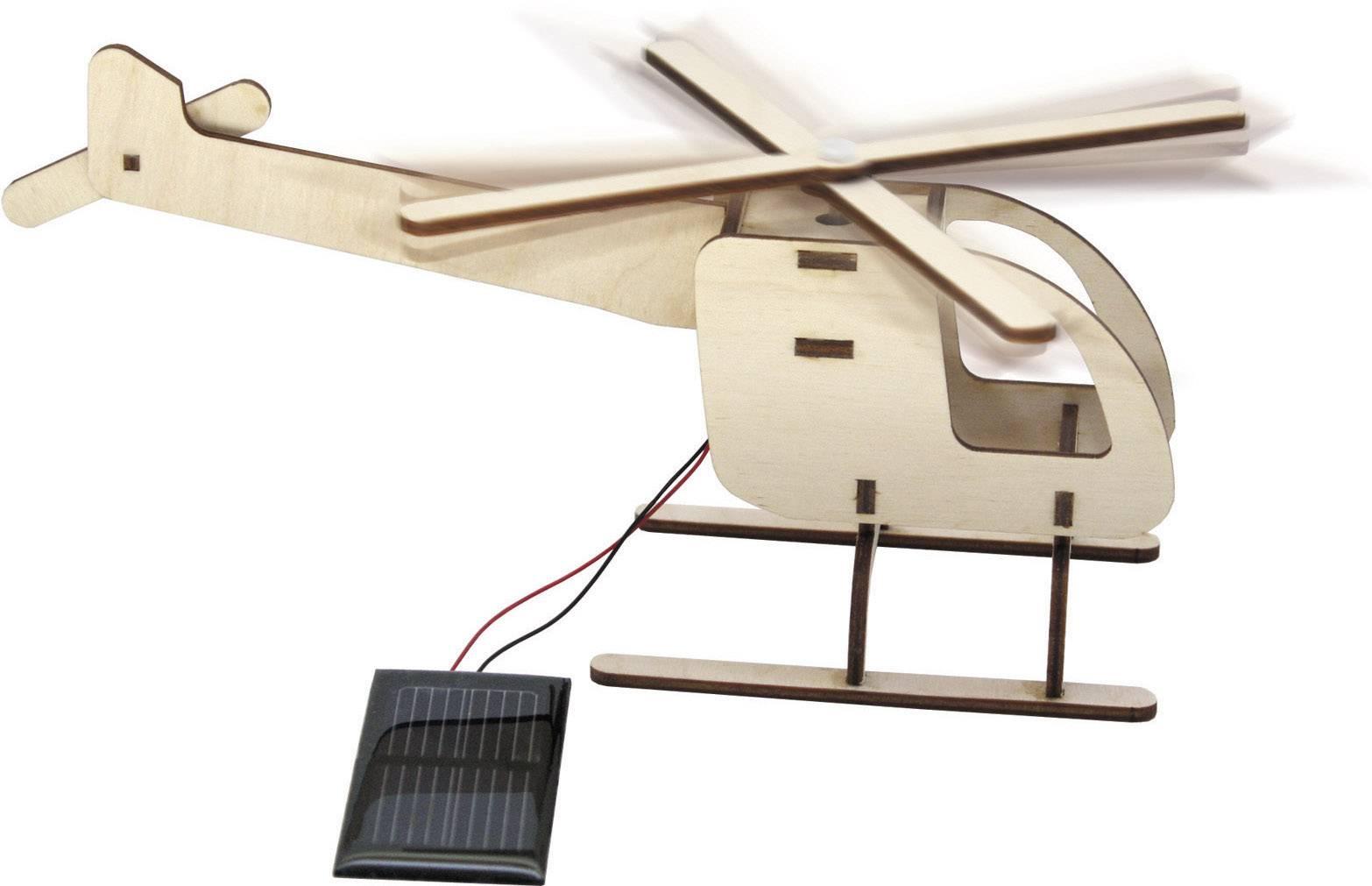 Solárny vrtuľník Sol Expert