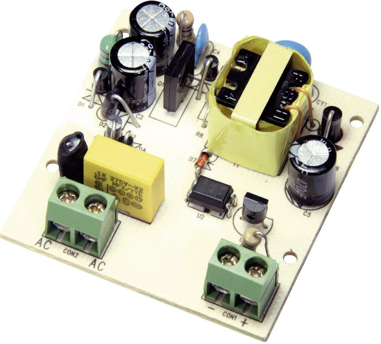 Napájacia doska TowiTek TWT2016, 230 V/AC, hotový modul