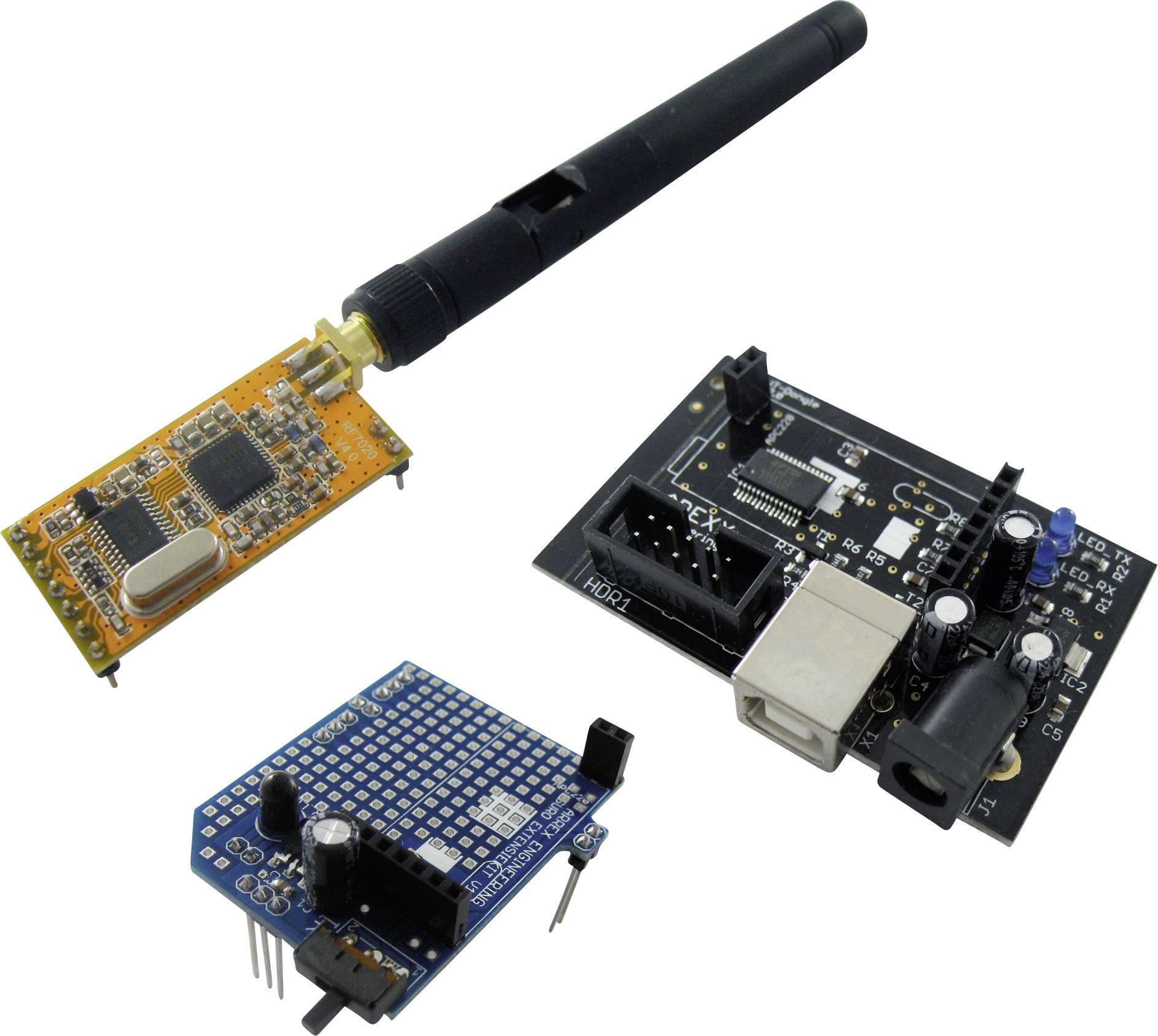 Sada bezdrôtových komponentov Arexx ARX-APC220 pre Asura
