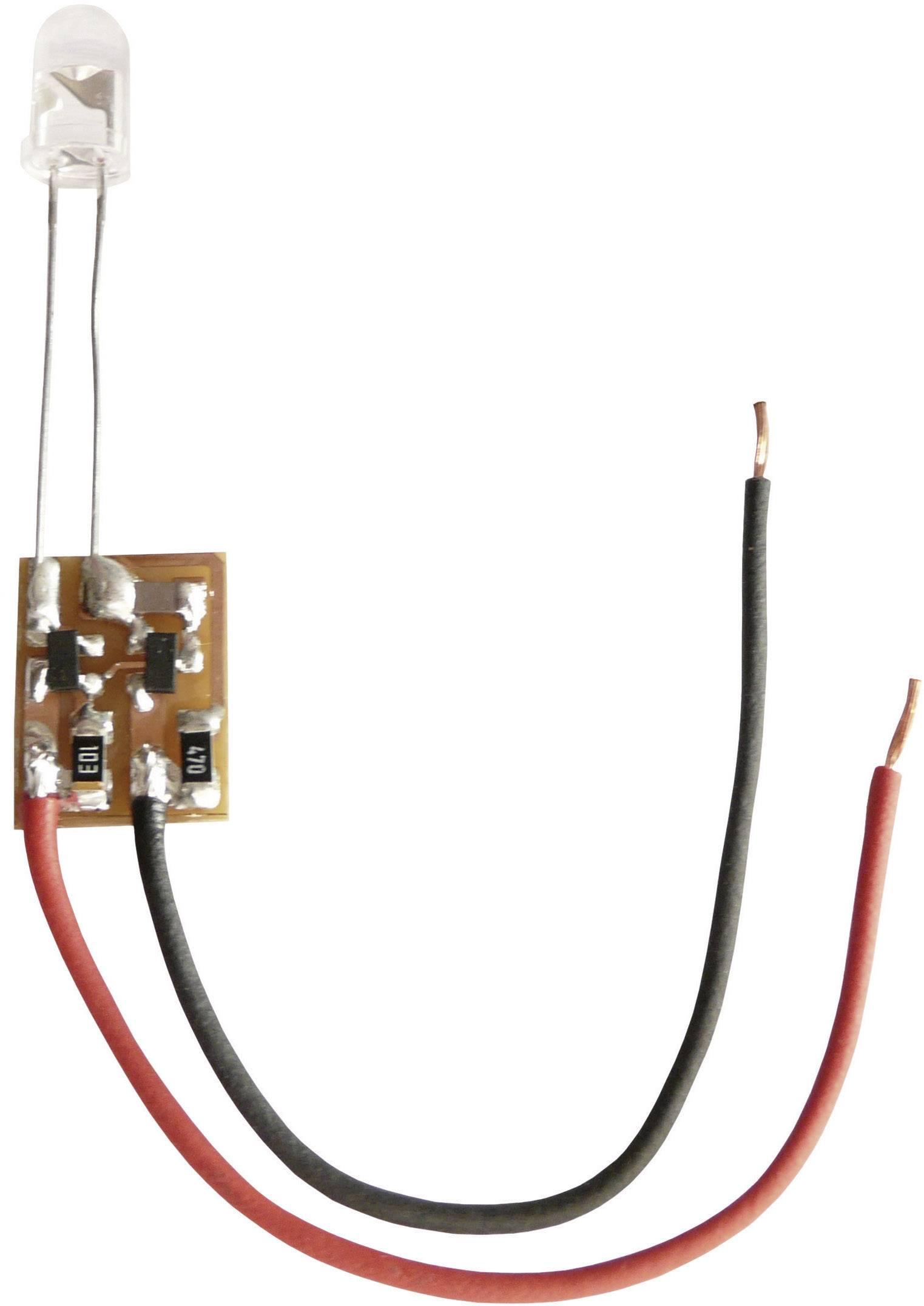 Kemo M142, 6 V/DC, 12 V/DC, 24 V/DC, stavebnicový diel