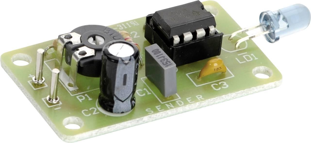 IČ svetelná závora vysielač/prímač