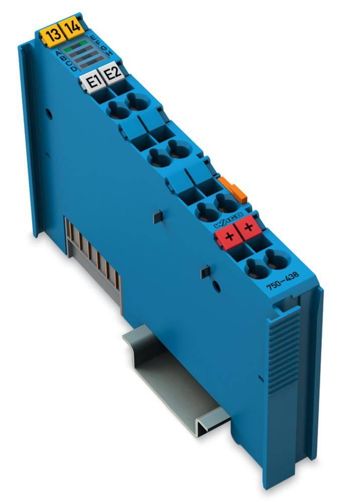 Vstupní karta pro PLC WAGO 750-438 24 V/DC