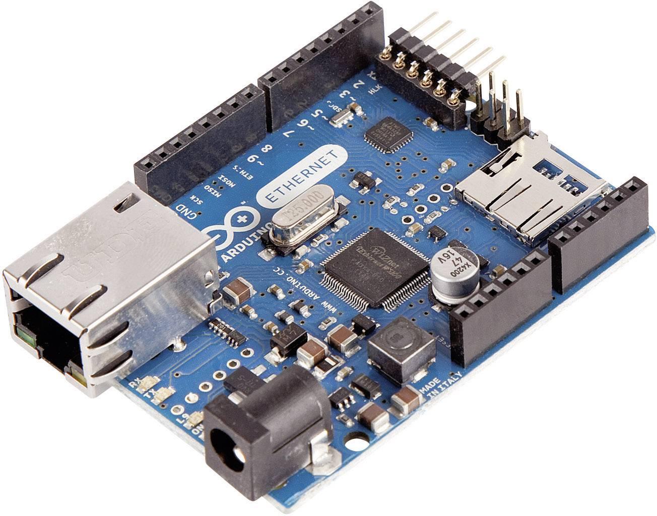 Programovateľná doska Arduino Ethernet 65145