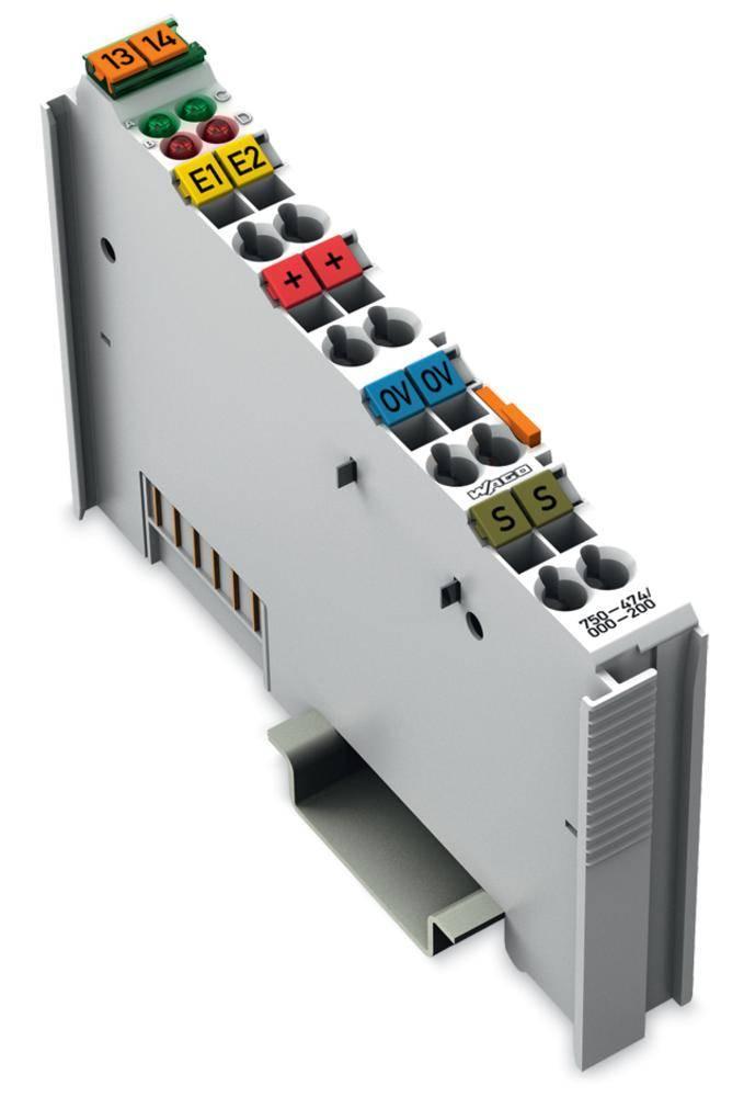 Modul analogového vstupu pro PLC WAGO 750-474/000-200