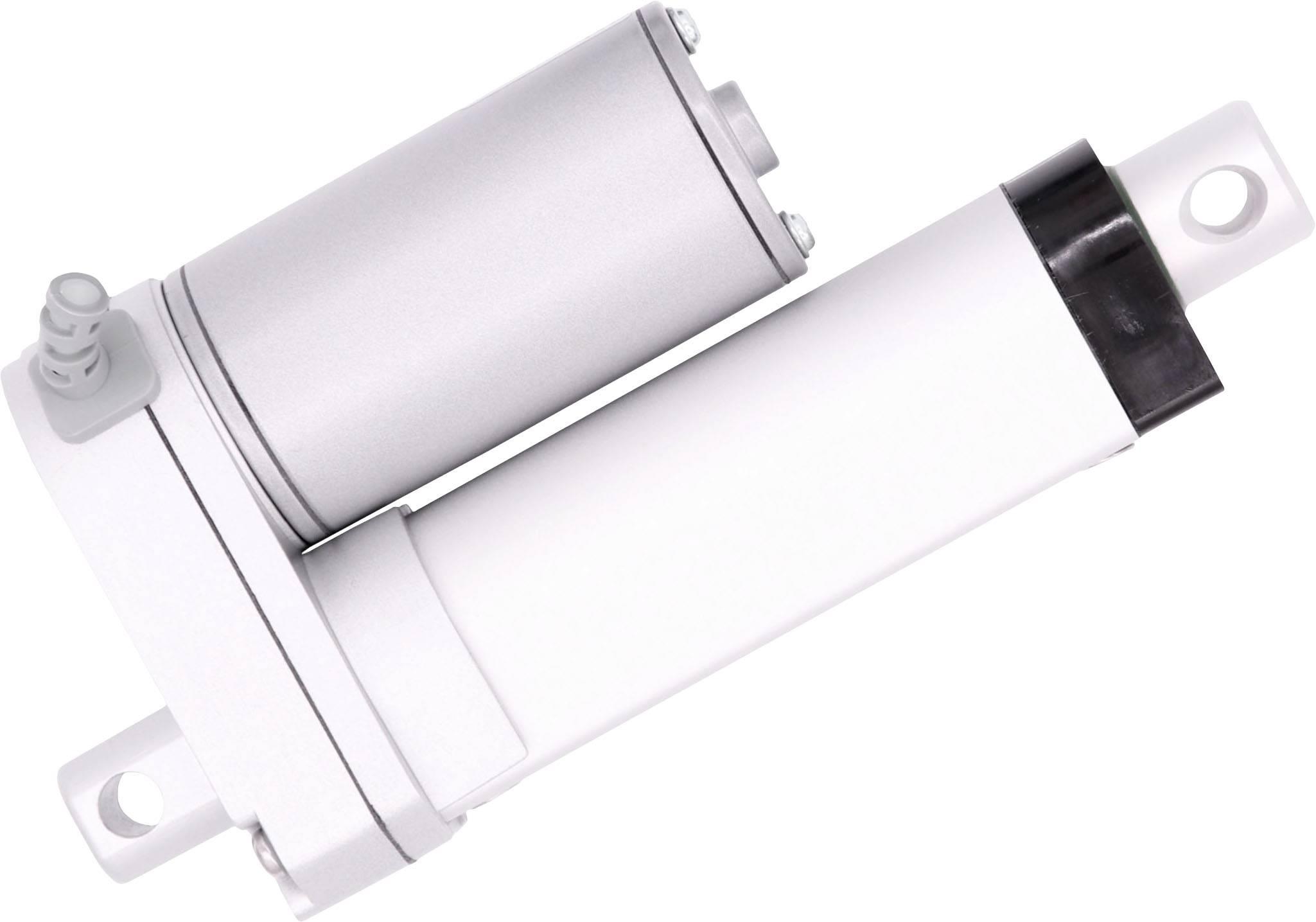 Lineárny servomotor Drive-System Europe DSZY1-12-40-A-050-IP65, 1000 N, 12 V/DC, dĺžka 50 mm