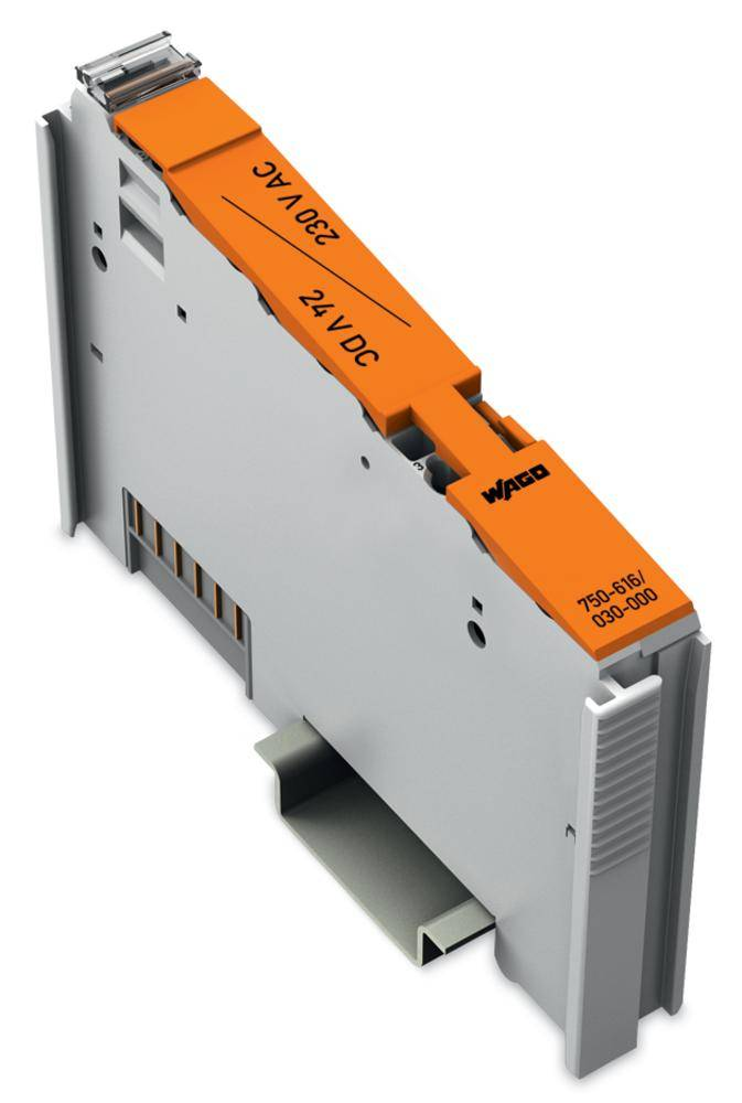 Svorka pro PLC WAGO 750-616/030-000 24 V/DC, 230 V/AC