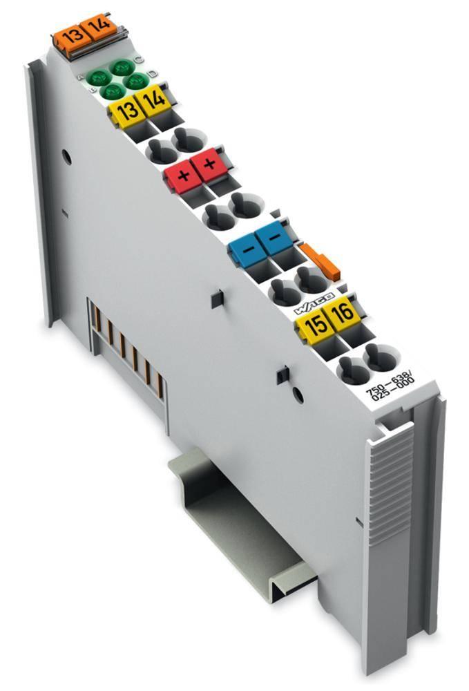 PLC čítač WAGO 750-638/025-000 24 V/DC