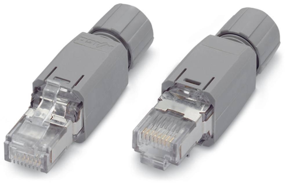 Konektor pro PLC WAGO 750-976 PROFINET RJ-45, IP20