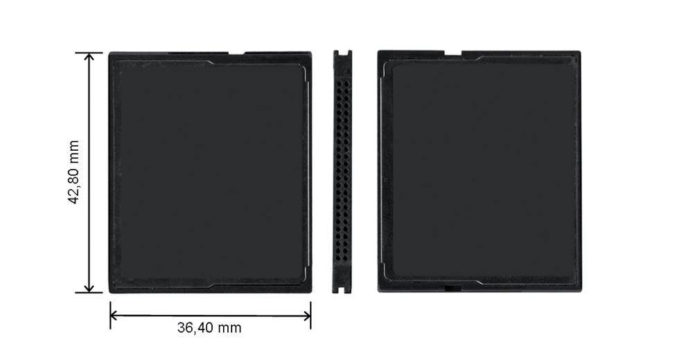 Paměťový modul pro PLC WAGO 758-879/000-000 CF Card