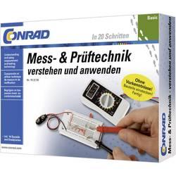 Výuková sada Conrad Components Basic Mess- & Prüftechnik 10091, od 14 rokov