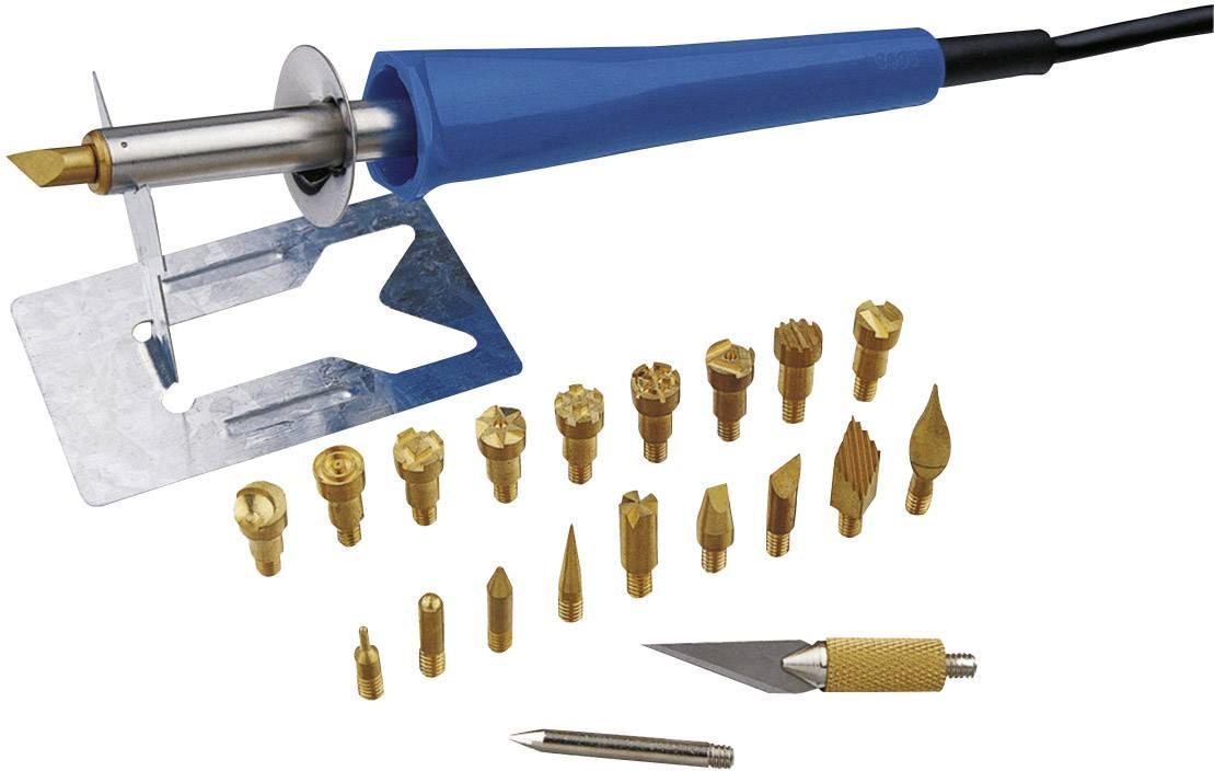 Brendovací sada X4 Tools 700247 230 V/AC, 24-dílná