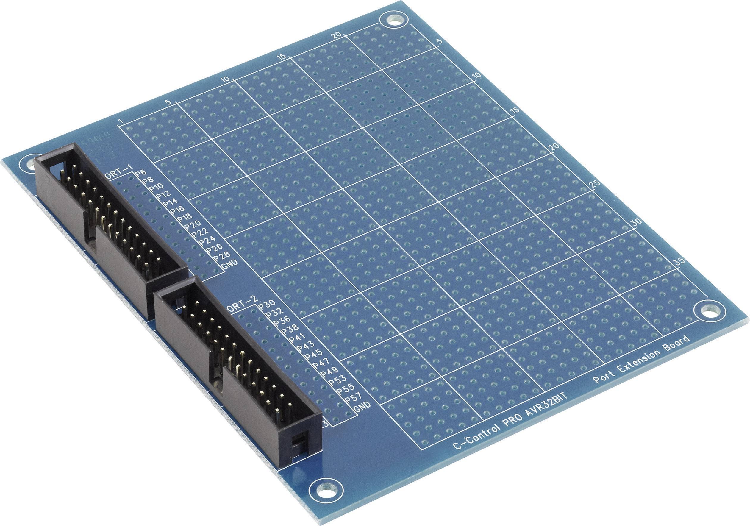 Experimentálny modul C-Control PRO AVR 32-Bit Unit-Bus, 26pólový