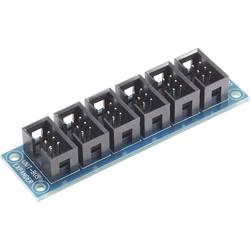 Rozšiřující sběrnicový modul C-Control PRO AVR 32-Bit Unit-Bus