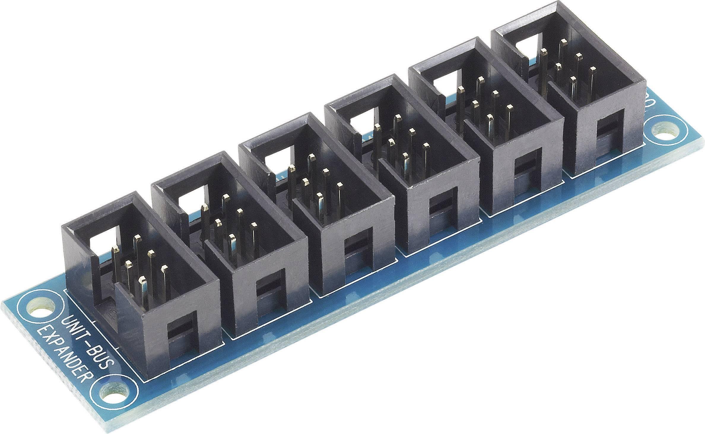 Rozširujúci zbernicový modul C-Control PRO AVR 32-Bit Unit-Bus