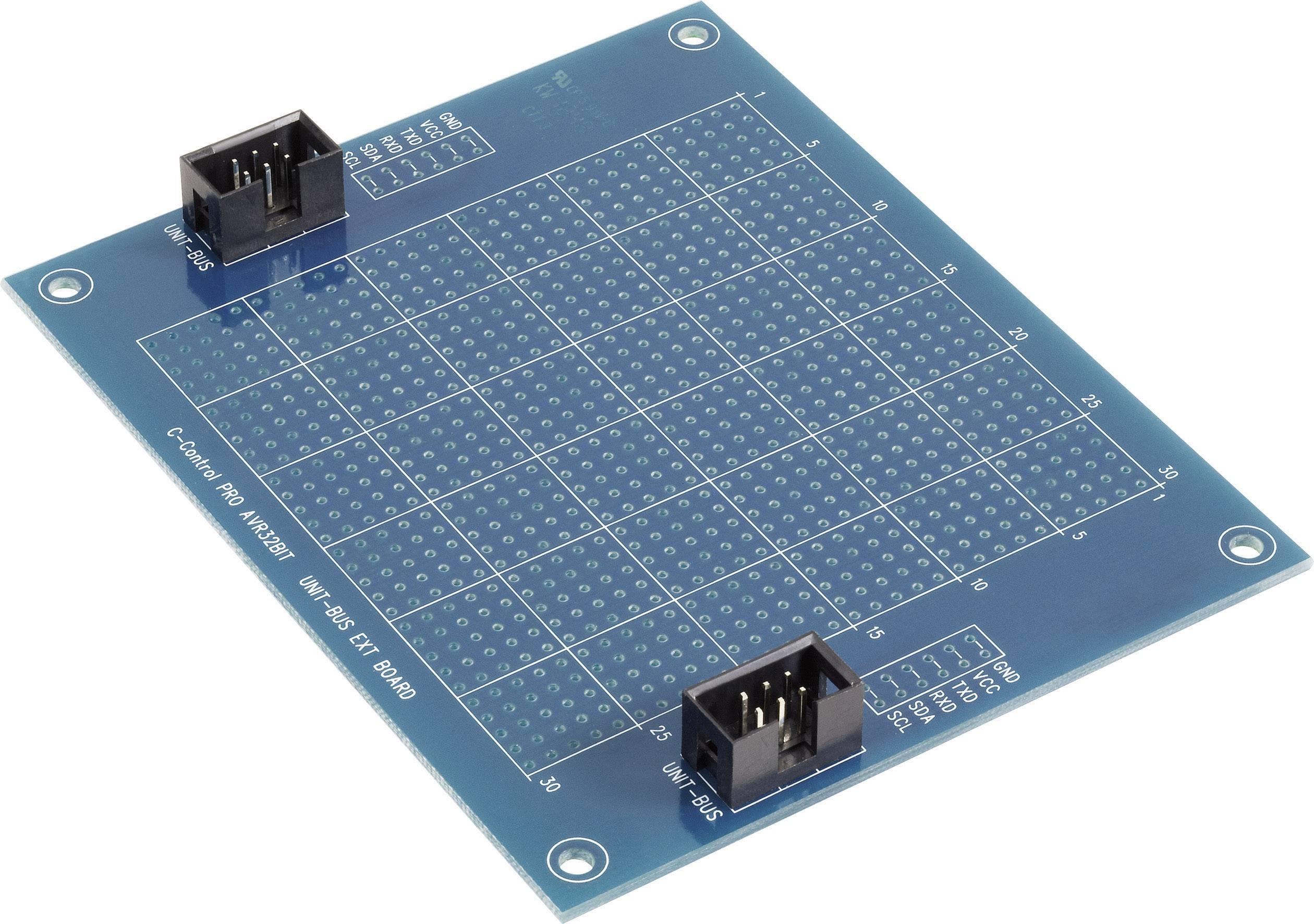 Experimentálny modul C-Control PRO AVR 32-Bit Unit-Bus, 6-pólový