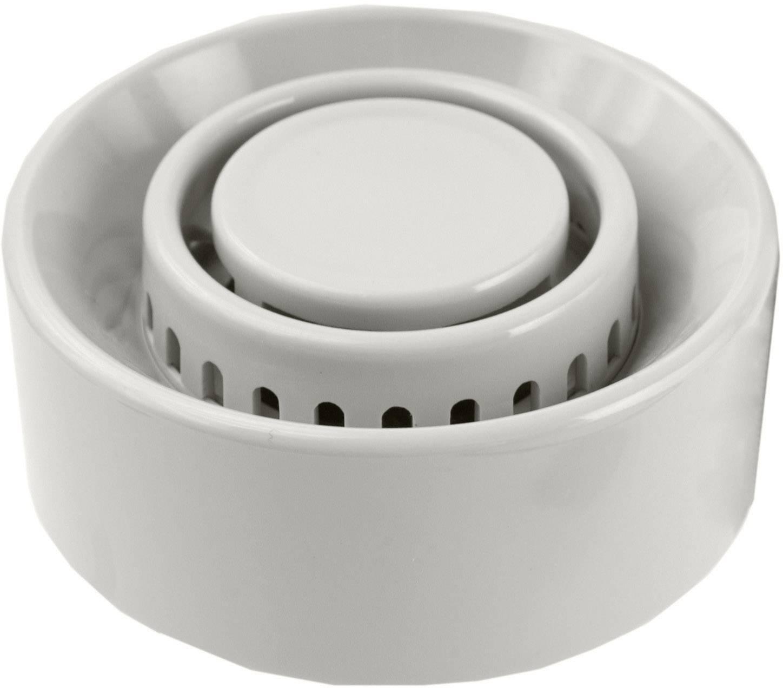 Signalizační siréna ComPro PSW.90030 weiß PSW.90030, stálý tón, jednotónová siréna, 12 V, 24 V, 110 dB, IP44