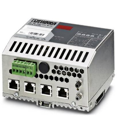 Proxy pro komunikaci PROFINET RT Phoenix Contact FL NP PND-4TX IB-LK ethernet. portů 4 1