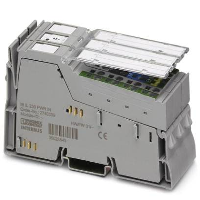 Rozšiřující modul pro PLC Phoenix Contact IB IL 230 PWR IN-PAC 2861535, 1 ks