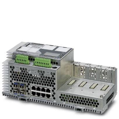 Průmyslový ethernetový switch Phoenix Contact, FL SWITCH GHS 4G/12, 10 / 100 / 1000 Mbit/s