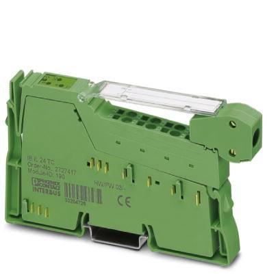 Rozšiřující modul pro PLC Phoenix Contact IB IL 24 TC-PAC 2861360, 1 ks