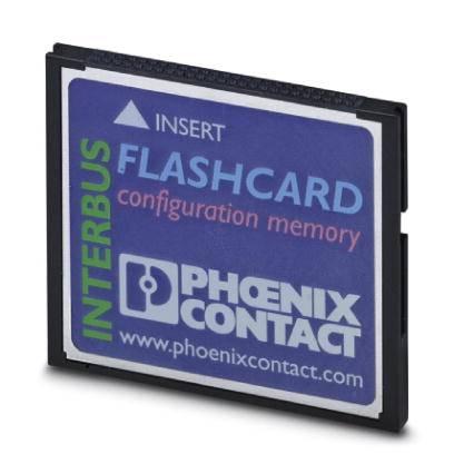 Paměťový modul pro PLC Phoenix Contact CF FLASH 256MB, 2988780 1 ks