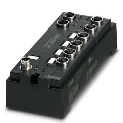 Přípojka sběrnice pro PLC Phoenix Contact FLM BK EIP M12 DI 8 M12-2TX 2773322 24 V/DC