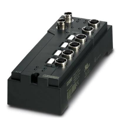 Přípojka sběrnice pro PLC Phoenix Contact FLM AI 4 SF M12 2736453 24 V/DC