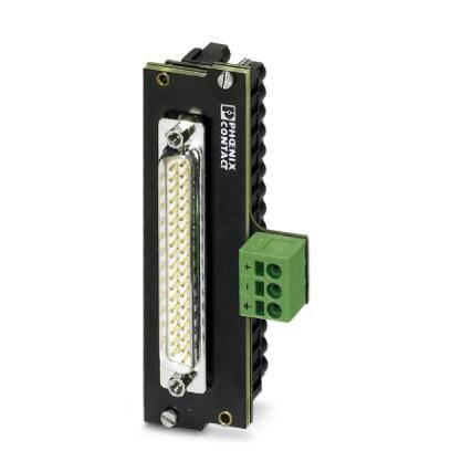 Vložka do předního panelu pro PLC Phoenix Contact FLKM-PA-D37/HW/C300, 2322029 1 ks