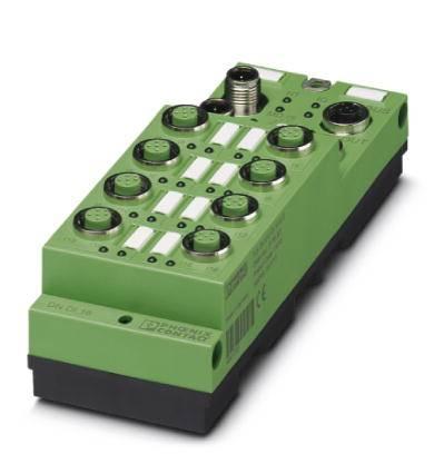 Rozšiřující modul pro PLC Phoenix Contact FLS DN M12 DI 16 M12 2736327 24 V/DC