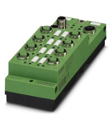 Rozšiřující modul pro PLC Phoenix Contact FLS PB M12 DI 8 M12 2736123 24 V/DC