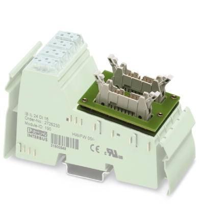 Vložka do předního panelu pro PLC Phoenix Contact FLKM 14-PA-INLINE/OUT16, 2302764 1 ks