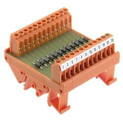 Diodový modul 1 ks Weidmüller 12 RSD LP/LP 230 V/AC (max)