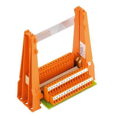 Držák zásuvných karet Weidmüller 0577360000, (d x š x v) 76 x 131 x 144 mm, SKH B64 RH2, 1 ks