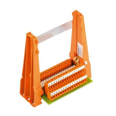 Držák zásuvných karet Weidmüller 0690660000, (d x š x v) 69 x 131 x 144 mm, SKH E48 LP2/LP, 1 ks