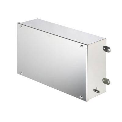 Inštalačná krabička Weidmüller KLIPPON STB 6 SS 1002760000, (d x š x v) 130 x 400 x 250 mm, ušľachtilá oceľ, 1 ks