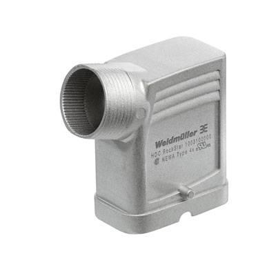 Pouzdro konektoru Weidmüller HDC HQM TSLU 1PG21, 1 ks