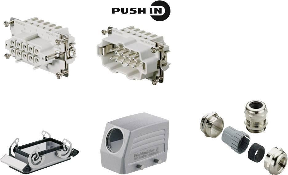 Sada konektorů RockStar® HDC HE Weidmüller 1027670000 1 ks