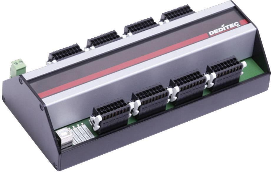 I / O modul Deditec USB-OPTO-RELAIS-32, USB