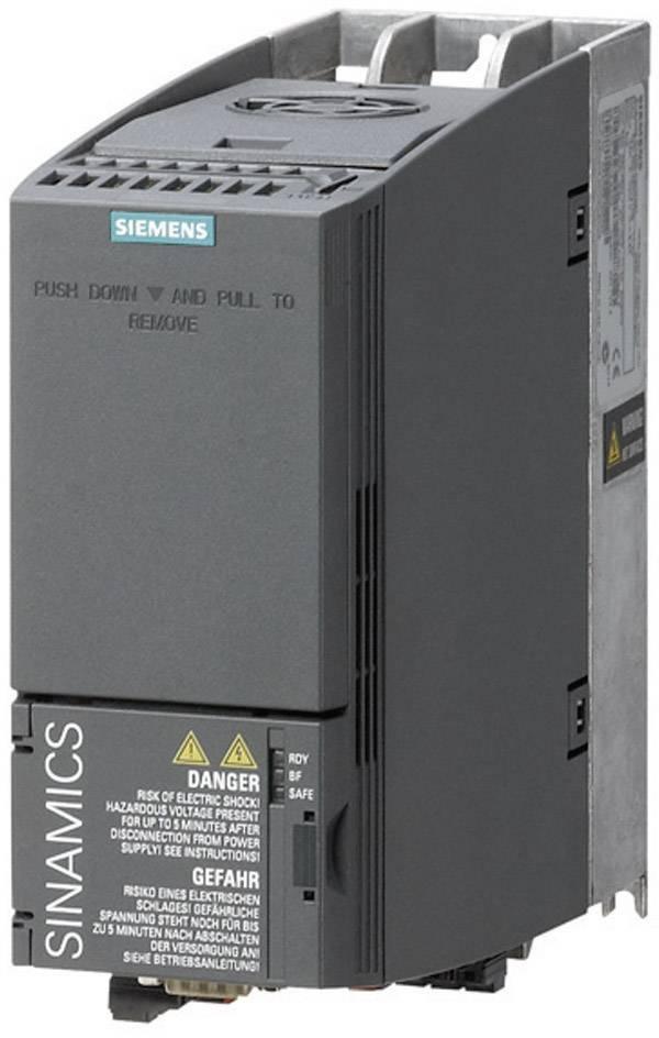 Menič frekvencie SINAMICS G120C Siemens, 2-fázový , 4.0 kW, 400 V