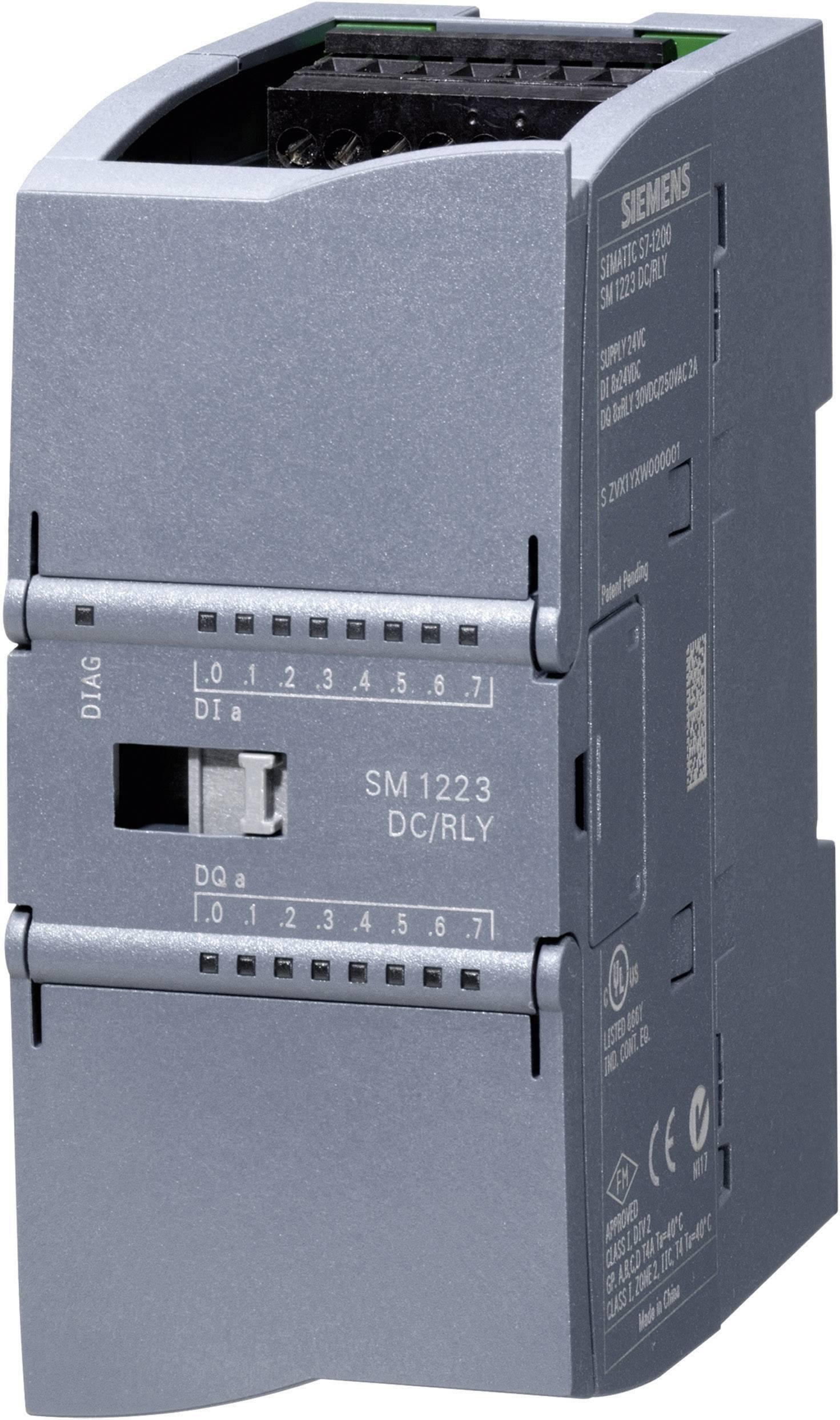 PLC rozširujúci modul Siemens SM 1223 6ES7223-1QH32-0XB0