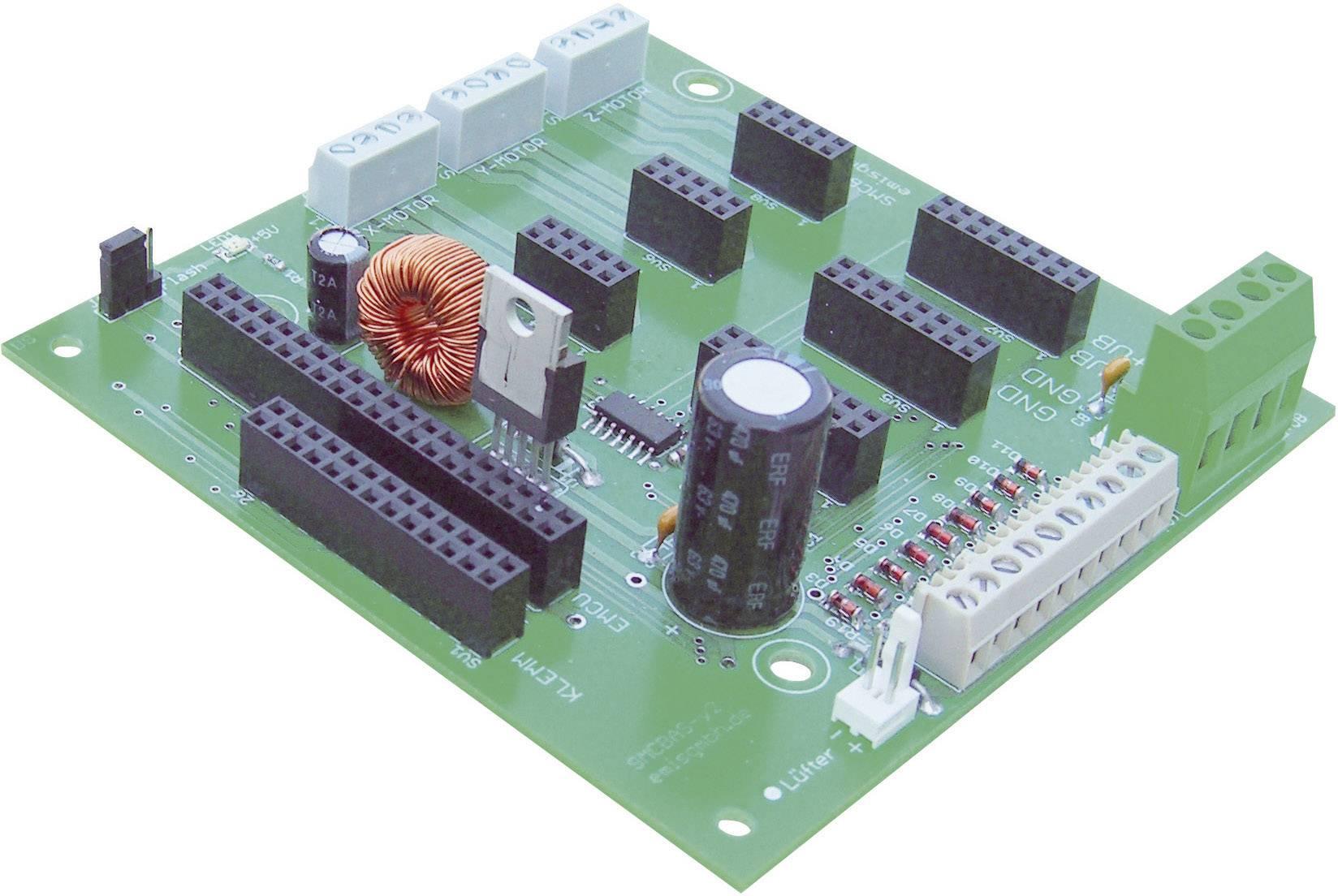 Systém krokového motoru 230V 12 - 36 V/DC