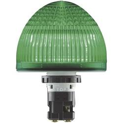 LED žárovka Idec Jumbo-Dome HW1P-5Q4R, 24 V / AC/DC, IP65, červená