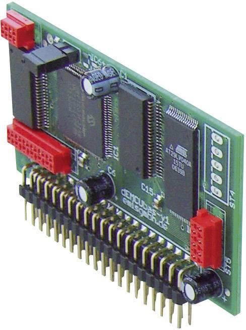 Mikrokontrolér Emis pamět 512 kb výstupy 3 x 5 V/DC (TTL) SMCflex-EMCU