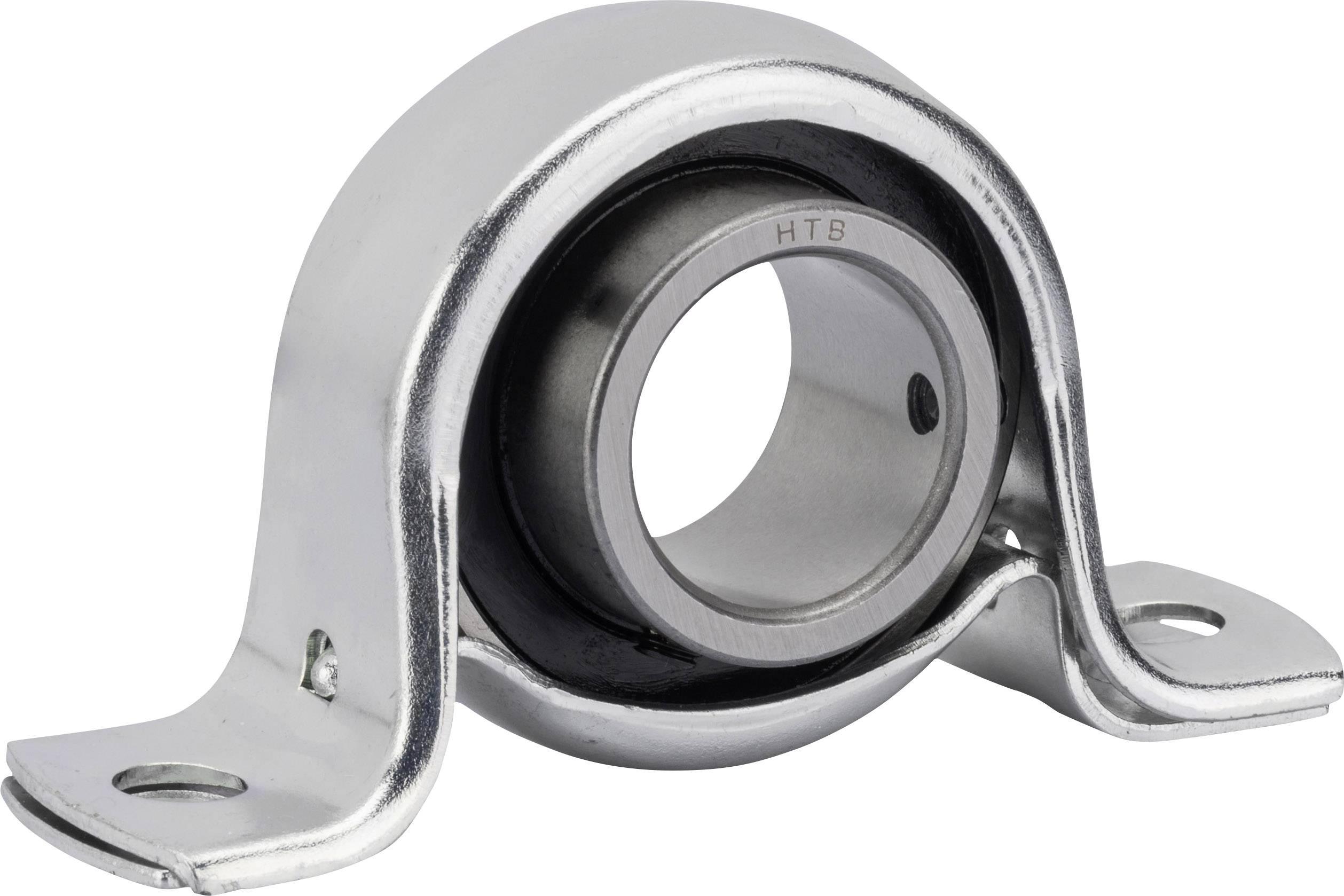 Ložiskové teleso HTB SBPP 204, Ø otvoru 20 mm